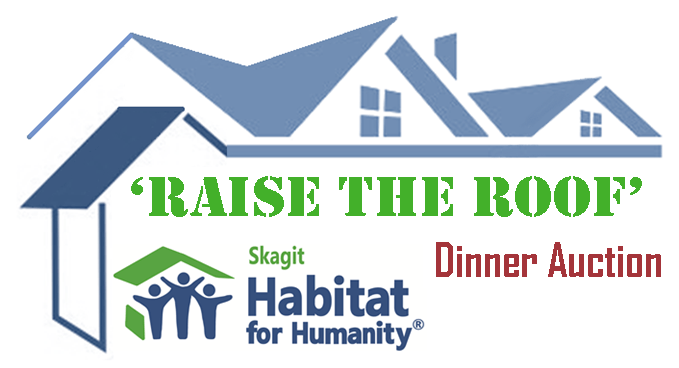 'Raise The Roof' Dinner Auction NEW
